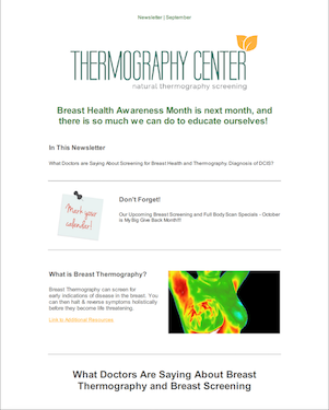 Thermography Newsletter September 2015 thumb